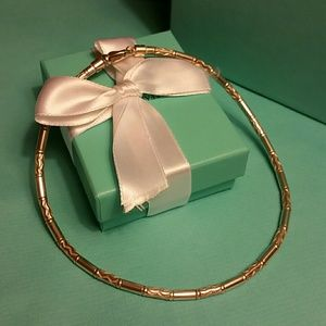 Retired & Rare Tiffany & Co. Engraved Necklace